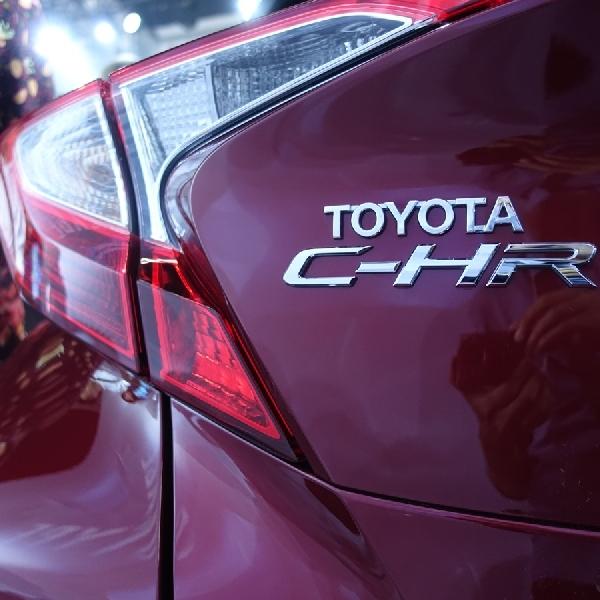 All New C-HR Resmi Dipasarkan di Indonesia