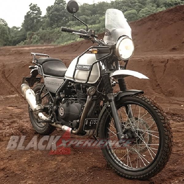 Royal Enfield Himalayan - Motor Asyik Dimana Saja