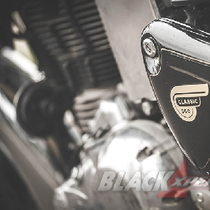 Royal Enfield Classic 500 Chrome – a Renewable Classic