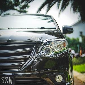 Modifikasi Toyota Innova 2013: Semua Karena Hobi