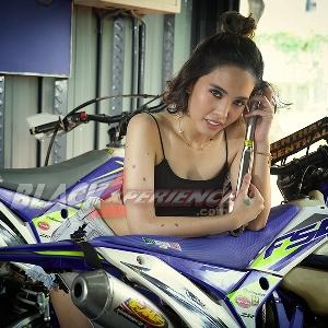 Steffani Ang, Otomotif Freak Harus Terus Berkarya