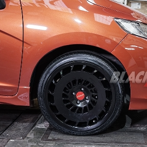 All New Honda Jazz Part II - Tak Perlu Repot Memodifikasi Kaki-Kaki New Honda Jazz