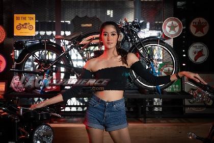 Reihana Hanif, Pernah Riding Surabaya-Bali dengan Sportbike