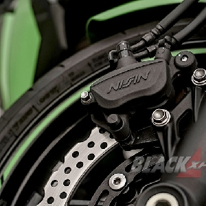 New Kawasaki Ninja 650 - Moge Kawasaki Yang Fleksibel