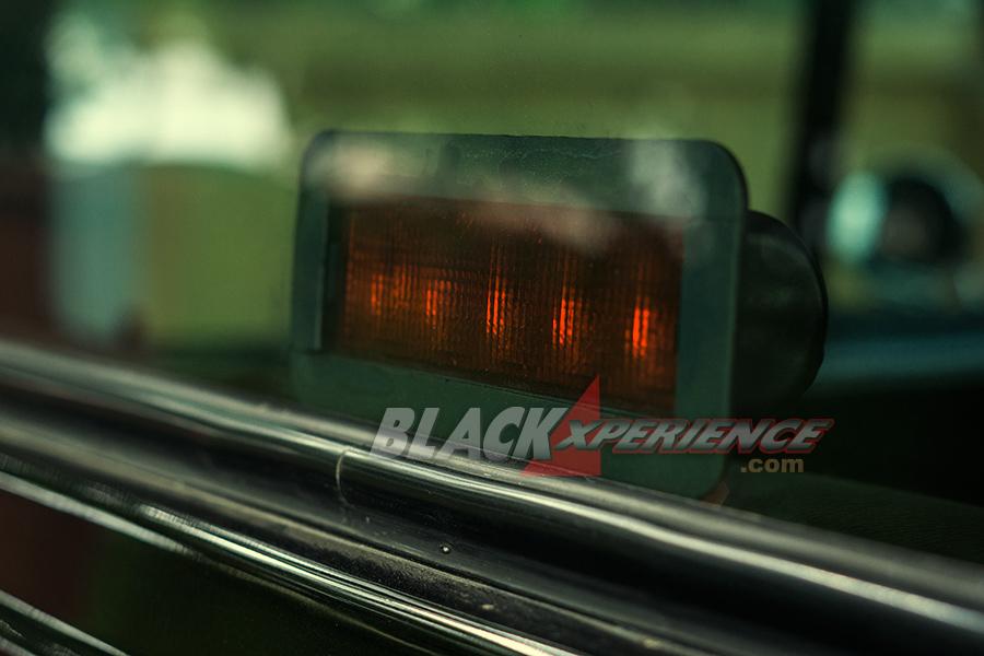 Modifikasi Ford F100, Berkiblat Gaya Hotrod Amerika