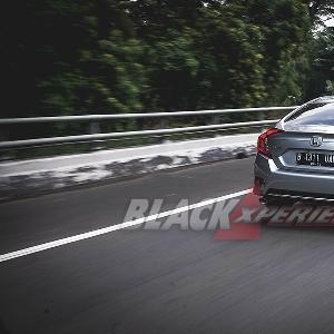 New Honda Civic Sedan - Terbayar Sudah