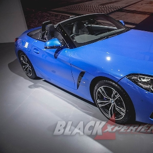 All-New BMW Z4 - Interpretasi Modern Roadster Klasik