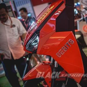 Gesits - Motor Listrik Ekonomis Kreasi Sendiri