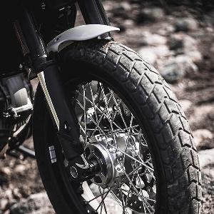 Scrambler Ducati 800 - Comfy Retro Bike