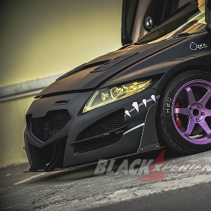 Modifikasi Honda CRZ 2010: More Than Street Racing