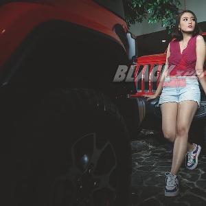 Radha Jabrie, Motivasi Rider Cewek Bikin Komunitas Calm Riders