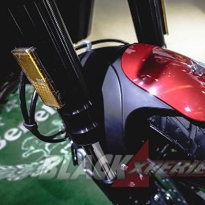 Benelli Leoncino 500, Italian Sport Scrambler