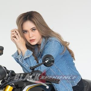 Anne Ardina Pengen Riding ke Bali dan Nonton MotoGP Mandalika