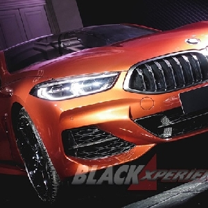 All New BMW Seri 8 Coupe: The Gentlemen Racer