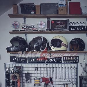 Andi Akbar katros Garage, Dari Freestyler jadi Builder
