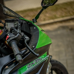 Kawasaki Ninja ZX-6R 636 - Complete Package