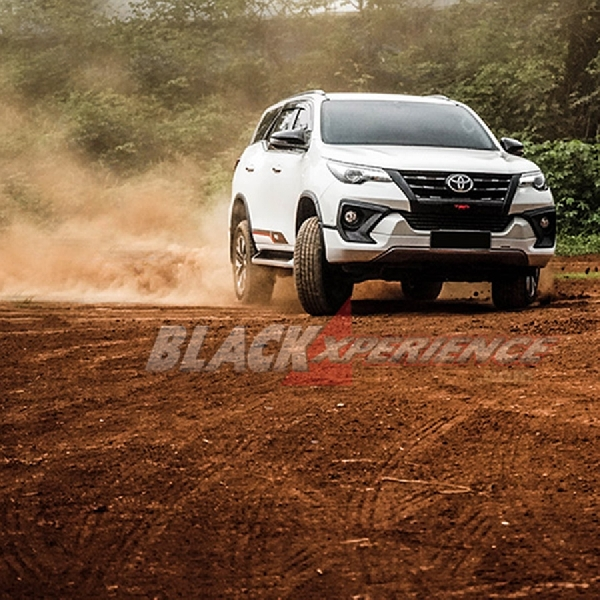 New Toyota Fortuner TRD Sportivo - Live Up The Expectation