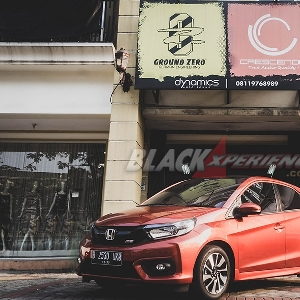Upgrade Audio Honda Brio: More Creative, More Energic