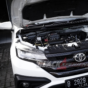 Dengan TUSS, Biaya Operasional All New Toyota Rush Jadi Dobel Hematnya