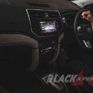 Modif Audio All New Toyota Rush, Kualitas Audio Lebih Enjoy