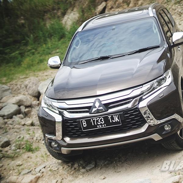 All-New Pajero Sport Dakar - Langkah Besar Mitsubishi
