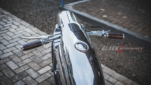 Royal Enfield Bullet 500, The Chronicle of Neo Cafe Racer