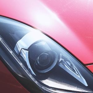 Headlight berikan tatapan tajam