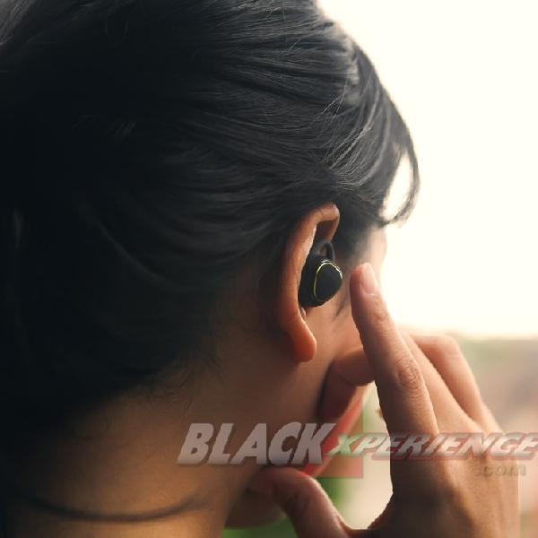 Samsung Gear Icon X, Paduan Stylish Pemutar Musik dan Fitness Tracker