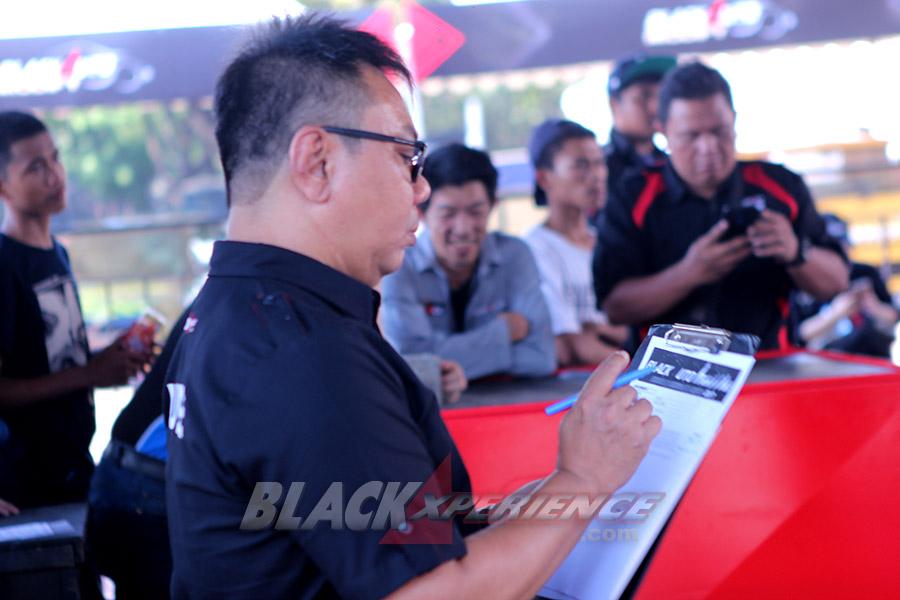BlackOut Loud @BlackAuto Battle Jakarta 2019