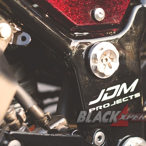 Jason X Karya JDM Project, Modifikasi Ekstrim Ninja 250