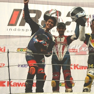 Ali Adriansyah, Harumkan Nama Indonesia Lewat Balap Roda Dua