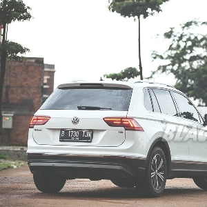 New Volkswagen Tiguan 1.4 TSI - Not Just Another German SUV