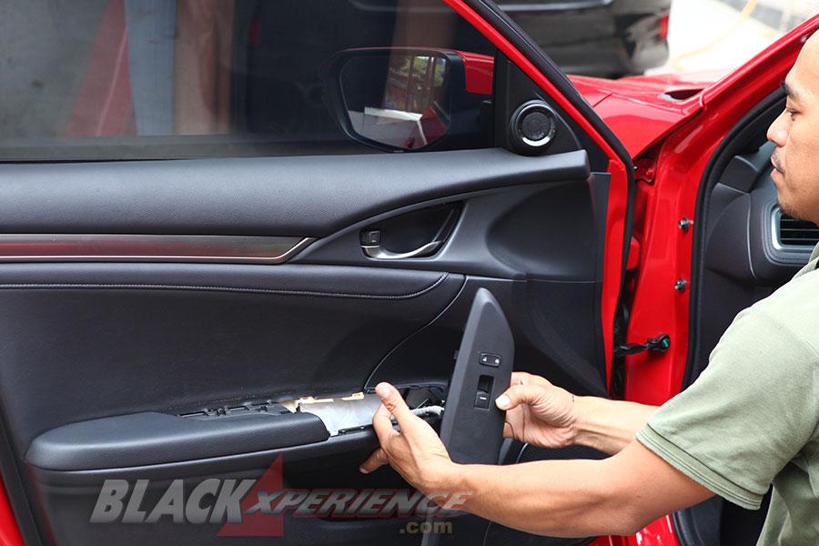 Panduan Modifikasi All New Civic Hatchback Turbo [Part II Audio]
