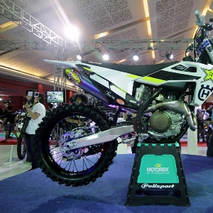 Grand Launching Husqvarna FC450 Rockstar Edition, Kelas Kompetisi Limited Edition