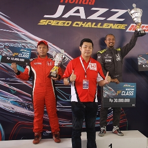 Daftar Lengkap Jawara Final Honda Jazz & Brio Speed Challenge 2018