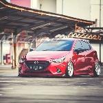 Modifikasi Mazda 2 - Pamer Oke Harian Oke