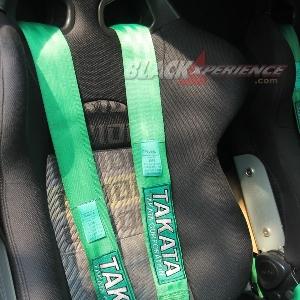Safety belt Takata
