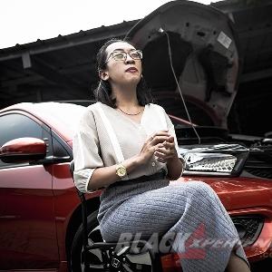 Mencoba Performa Baru All New Honda Brio Dengan TUSS
