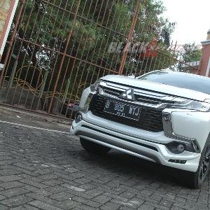 W7 Carsmetic Berhasil Ubah Tampang Mitsubishi All New Pajero Sport Dakar