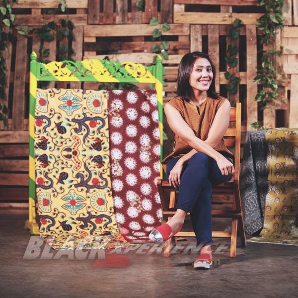 Nancy Margried, Batik Fractal