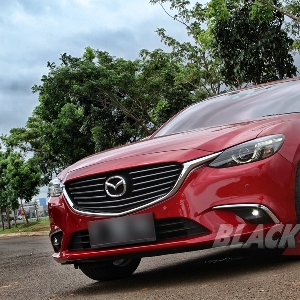 Mazda6 Terbaru dengan Ubahan Minor