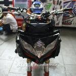 Witjak Modizigner Rancang Motor Stunt Biker