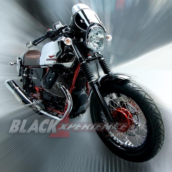 Test Ride: Moto Guzzi V7 Racer, Esensi Motor Klasik