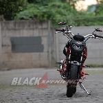 Ini Cara Anak-anak Komunitas BMC Jakarta Barat Rakit Motor Street Fighter