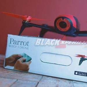 Parrot Bebop 2 - Tajam Merekam, Gesit Di Udara