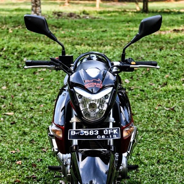 Test Ride: Suzuki Inazuma, Ride Well