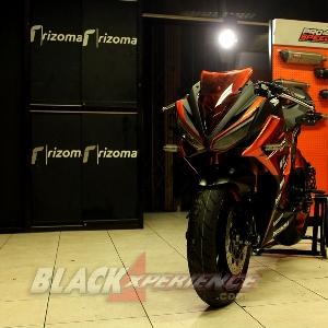 Modifikasi Honda All New CBR150R street exclusive
