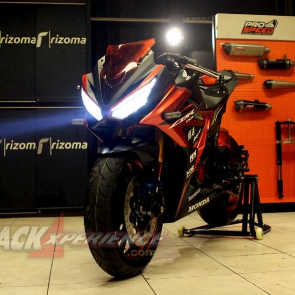 Modifikasi Street Exclusive Honda All New CBR150R