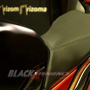 Jok asli Honda All New CBR150R mendapat sentuhan custom