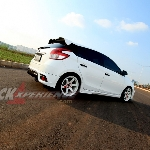 Toyota Yaris 2014 'Korban' Adrian